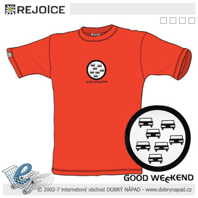 Rejoice - Good Weekend