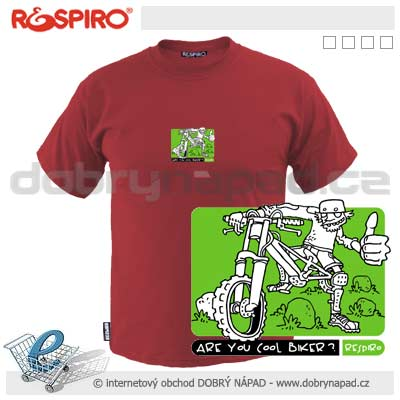 Respiro - Are You Cool Biker?