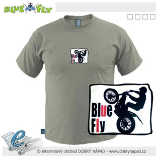 Blue Fly - BF - Cross