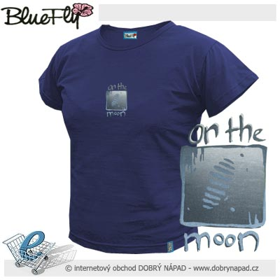 Blue Fly - On the Moon